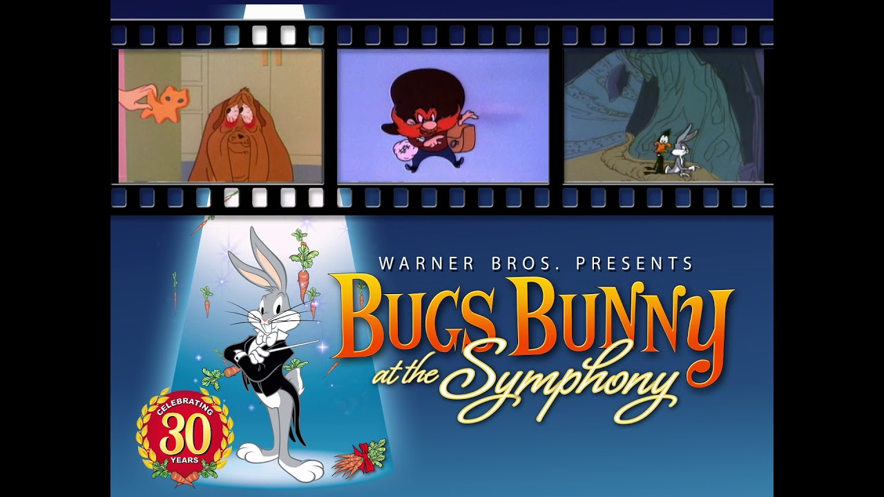 Artwork representing Bugs Bunny @ the Symphony Trailer