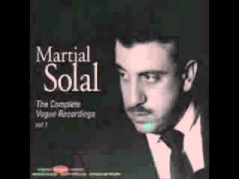 Martial Solal Piano Solo 1956