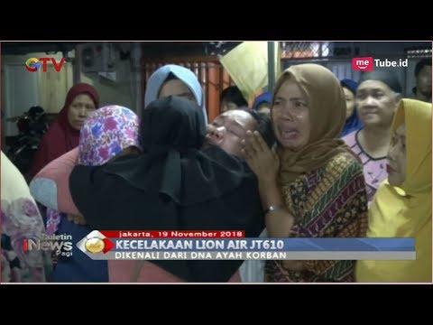 Satu Korban Lion Air JT 610 Kembali Teridentifikasi, Keluarga Menangis Histeris - BIP 20/11
