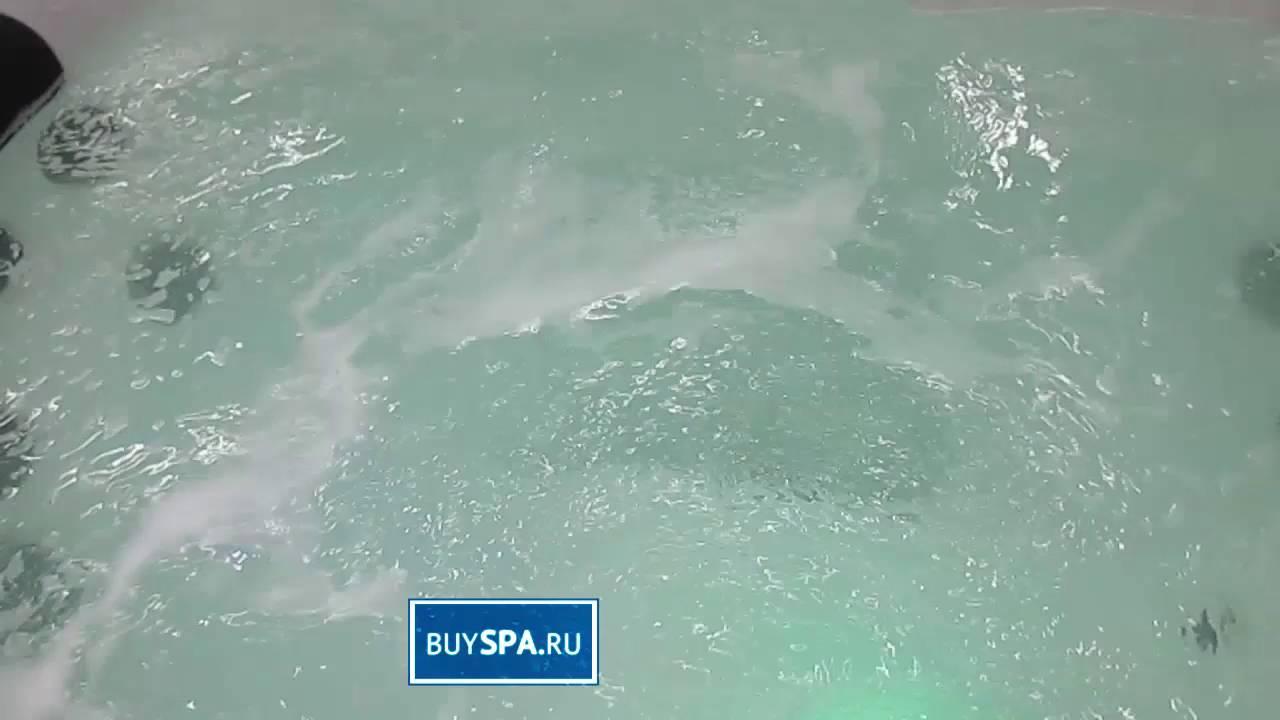 Портативный спа бассейн JNJ Tampa Light