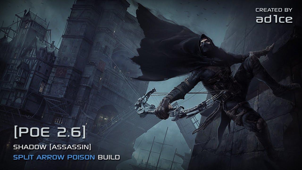 Poison Build Poe