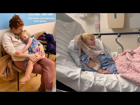 Prayers Up, Jeremy And Audrey Roloff Daughter Hospitalized In Dangerous Condition..