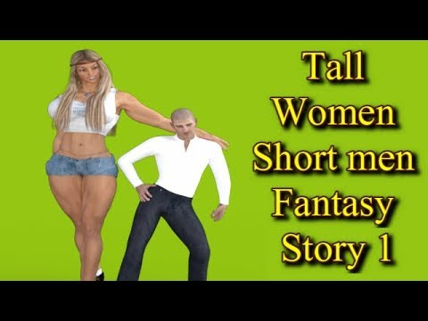 women and short men