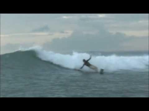 Austin Hall Surf Video