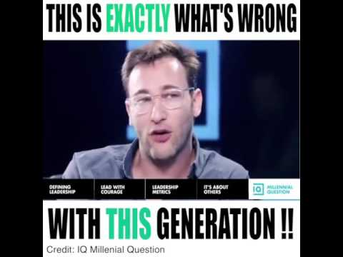 IQ Millenial Question