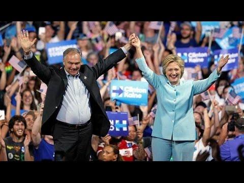 FULL SPEECH: Hillary Clinton Rally with Tim Kaine VP Pick Miami. July 23, 2016. Hillary Clinton vp.