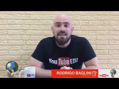Youtube Edu (educação) & Rodrigo Baglini