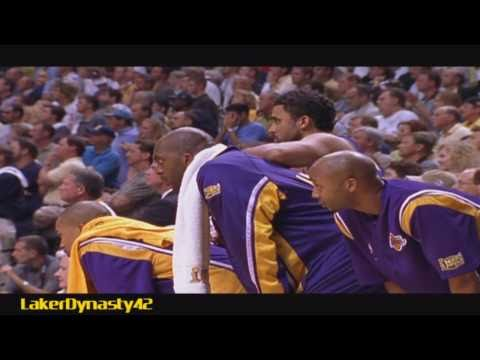 1999-00 Los Angeles Lakers Championship Season Part 3/4