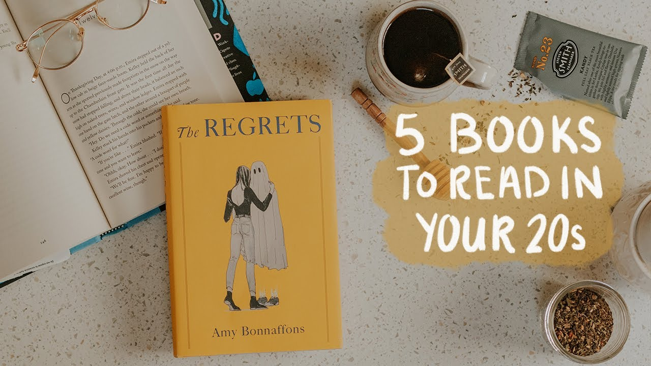 20 Coming of Age Books to Read in Your 20s