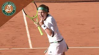 Portrait - Jelena Ostapenko   Roland-Garros