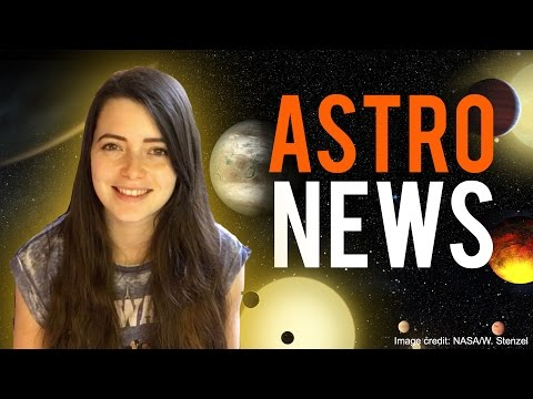 ASTRO NEWS 19 May 2016 : Crashes, Gold and Exoplanets