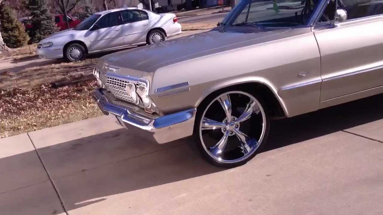 8E YTIRTwqI moreover Watch further Watch further 14 together with Watch. on impala ss on 22s