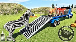 Offroad Farm Animals Truck Driving Plane Transport - Best Android GamePlay