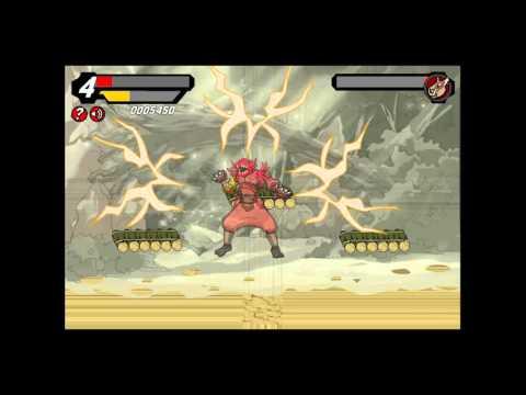 Chơi game Siêu nhân biến hình - Game Vui