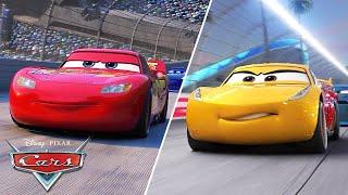 Download Lightning McQueen vs. Cruz Ramirez! | Pixar Cars