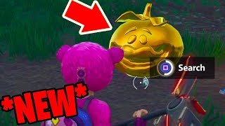 Secret GOLDEN TOMATO HEAD à Fortnite: Battle Royale -NOUVEAU œuf de Pâques à FORTNITE!