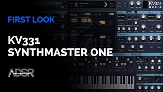 KV331 SynthMaster One - First Look