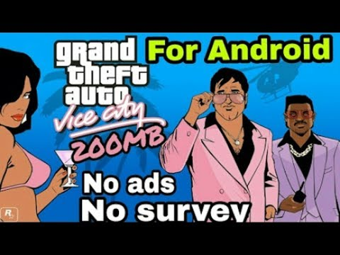 audio guide download gta vice city highly compressed 10mb android
