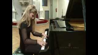 F. Chopin Fantasy - Impromtu cis-moll op. 66 - plays Yelizaveta Terentyeva