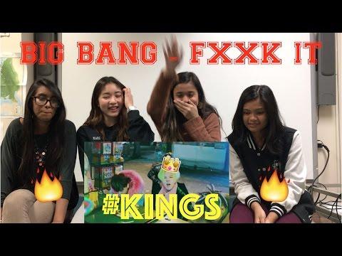 Download (KINGS) BIGBANG - '에라 모르겠다(FXXK IT)' MV REACTION