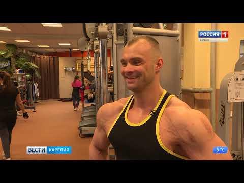 Бодибилдер  Виноградов уезжает в Москву