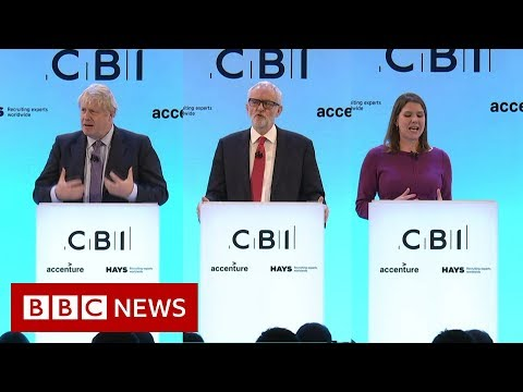 General Election 2019: Leaders Pitch For The Business Vote – BBC News