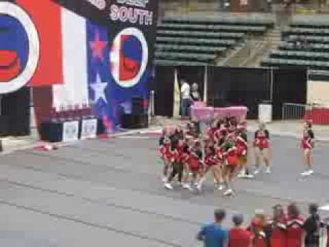 Biloxi High School Cheerleaders 2013 Youtube