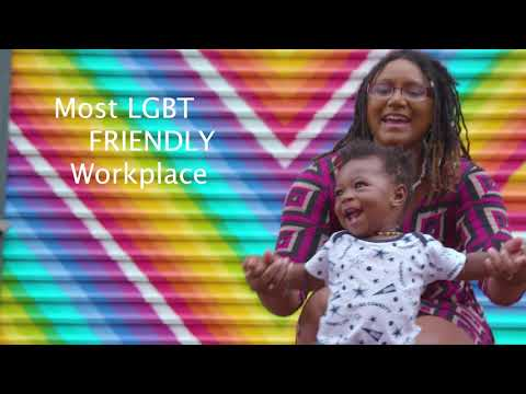 The National LGBTQ Task Force is DC's most LGBT-Friendly Workplace. And we're fabulous. #BeYou