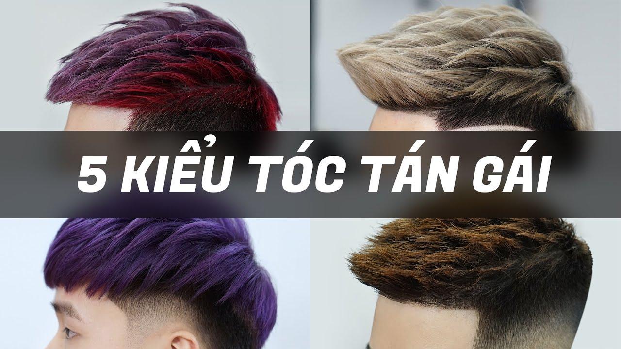TOP 5 Kiểu tóc 👫 ĐI TÁN GÁI 💏 – chinhbarber.com   Tổng hợp các nội dung về kiểu tóc đẹp nam đầy đủ