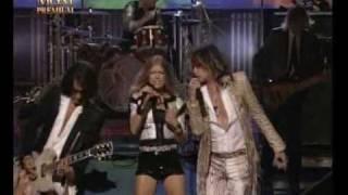 Aerosmith & Fergie Walk This Way