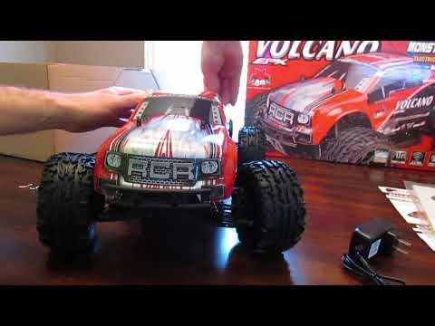 Redcat Racing Volcano EPX 4x4 Unboxing