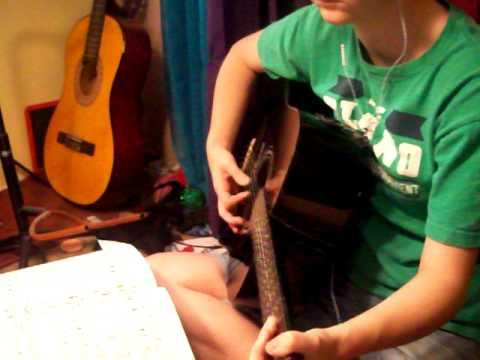 O, America! Celtic Woman Guitar Cover
