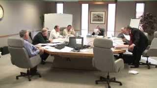 Cardston County Council Meeting Oct 30, 2013
