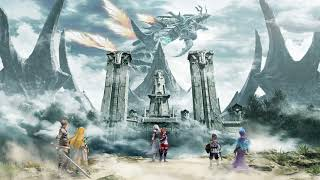 Xenoblade 2: Torna The Golden Country - battle BGM