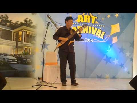 Jubing Kristianto-Ayam Den Lapeh at Citra Grand City Of Festival, Semarang