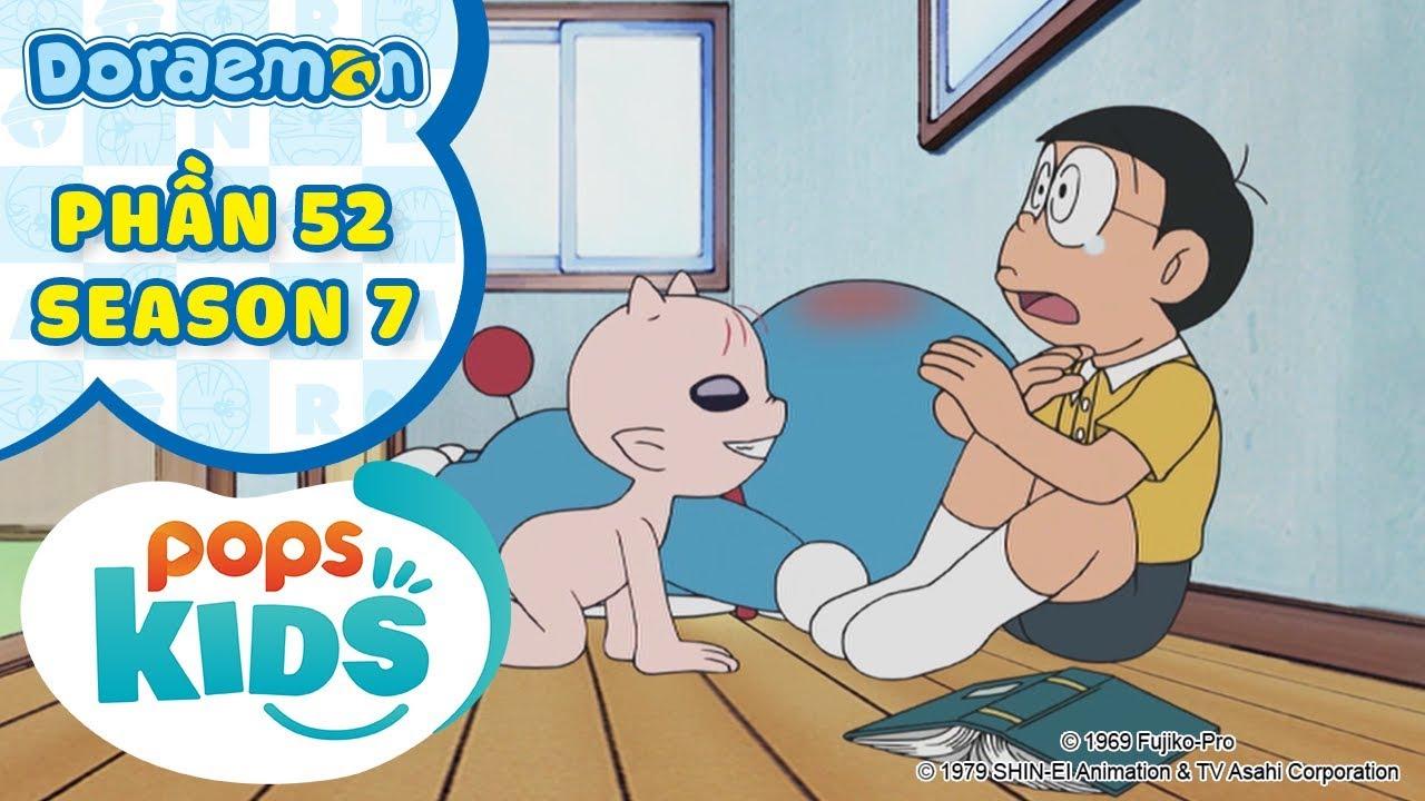 [S7] Tuyển Tập Hoạt Hình Doraemon – Phần 52 – Chỉ Có Một Nobita Trên Đời, Đại Loạn Em Bé Của Nobita