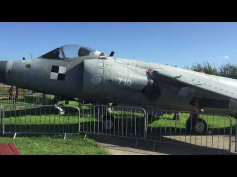 WW2 Tangmere Museum Hawker Hunter English Electric Lightning