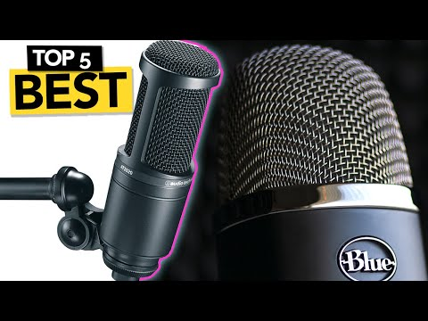 ✅TOP 5 Best USB Microphone 2020 [ Buyer's Guide ]