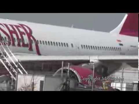 Kingfisher Airlines A330-200 {VT-VJN} IMPOUNDED at London Heathrow Airport