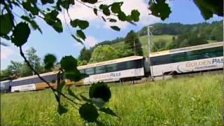 Golden Pass Panoramic & SwissPasses.com
