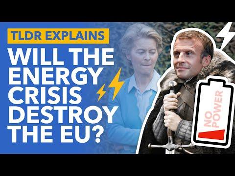 The EU's Energy Crisis Explained - TLDR News