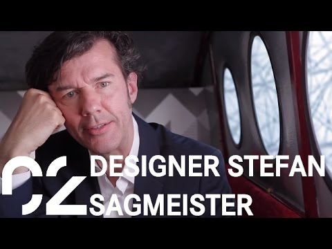 Designer Stefan Sagmeister on Embracing Failure | C2 Montréal 2014