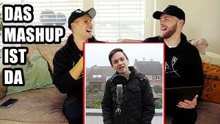 SEIN MASHUP IST DA! | Ksfreak & Krappi reagieren...