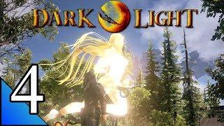 Dark & Light 4:  The Spirit Of Light!  Let's Play Dark and Light Gameplay