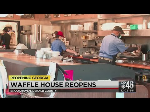 Waffle House Reopens