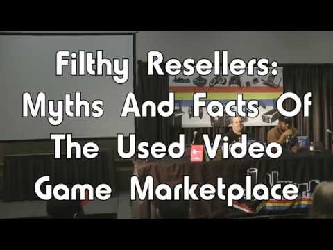 PRGE 2017 - Filthy Resellers - Portland Retro Gaming Expo 1080p