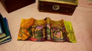 Harry Potter Hard Cover Boxed Set: Books #1-7 US