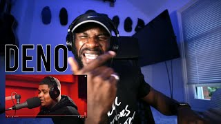 Deno - Fire in the Booth [Reaction]   LeeToTheVI