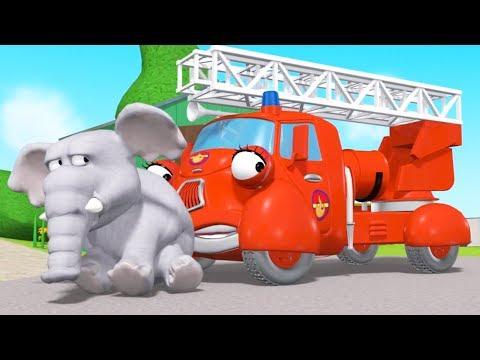 Die Helden der Stadt | Zeichentrick für Kinder | Cartoons Für Kinder