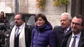 Tangenti in Lombardia, Lara Comi interrogata in tribunale: